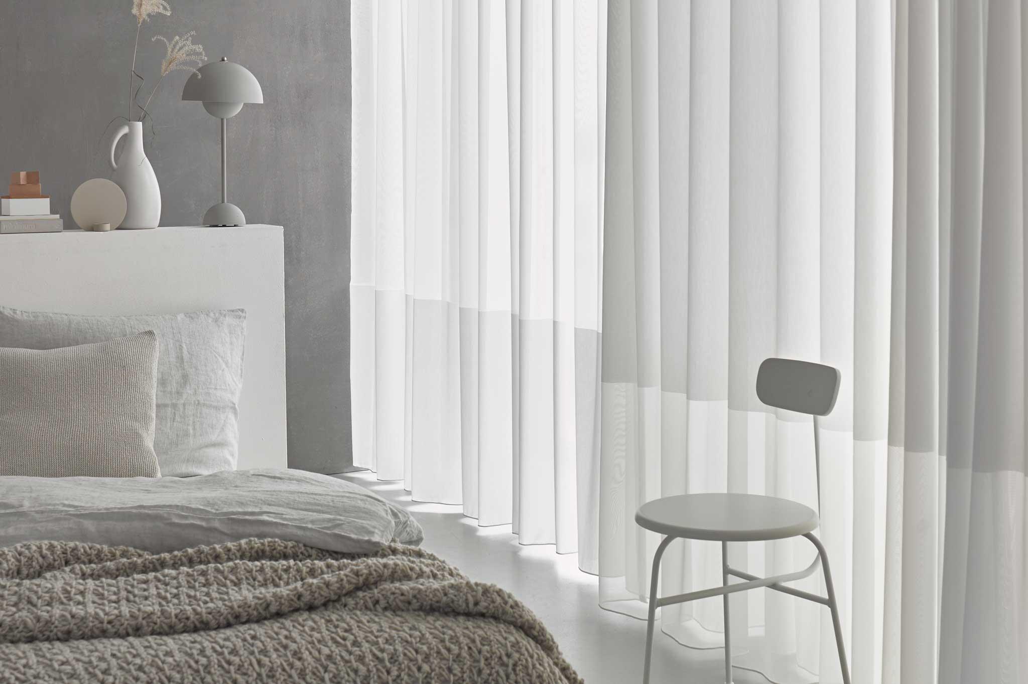 Beautiful Doorzichtige Gordijnen Ideas - Moderne huis 2018 ...
