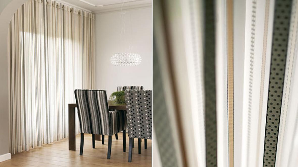 Van hemert woonsfeer d specialist in raamdecoratie for In between gordijnen